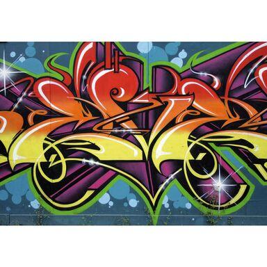 Fototapeta GRAFFITI 254 x 416 cm