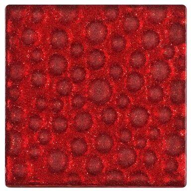 Kostka szklana PLASTER MIODU 6 x 6 cm CREATIVE CERAMIKA