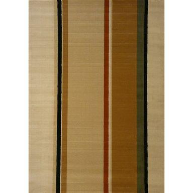 Dywan RETRO beżowy 117 x 170 cm wys. runa 12 mm KARMEL