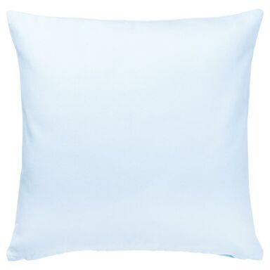 Poduszka ELEMA błękitna 45 x 45 cm INSPIRE