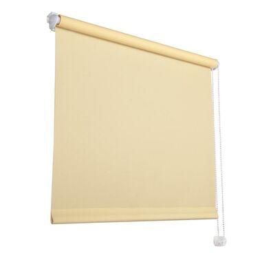 Roleta okienna ROCA 61.5 x 150 cm żółta