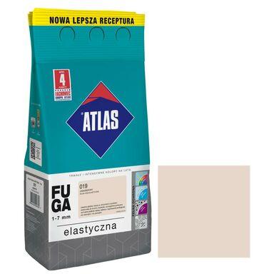 Fuga cementowa 019  jasnobeżowy  5 kg ATLAS