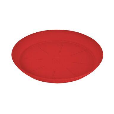 Podstawka plastikowa 16.2 cm czerwona PATIO PATROL