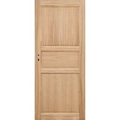 Skrzydło drzwiowe pełne drewniane NORMANDIA Dąb 70 Prawe RADEX