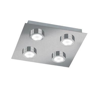 Plafon VENETA 25 cm nikiel LED ACTION