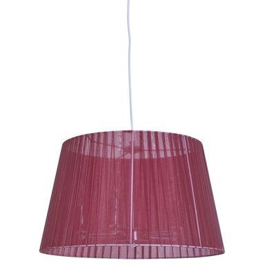 Lampa wisząca RIBBON czerwona 5 x E14 INSPIRE