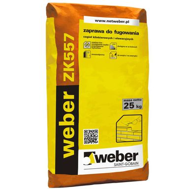 Fuga 25 kg WEBER