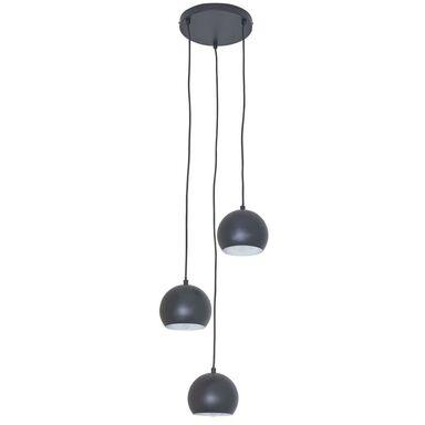 Lampa wisząca Tamen czarna E27 Inspire