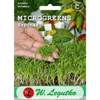 Szpinak nasiona tradycyjne 10 g W. LEGUTKO