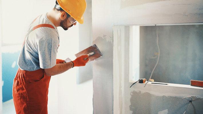 tynkowanie ściany karton gipsowej