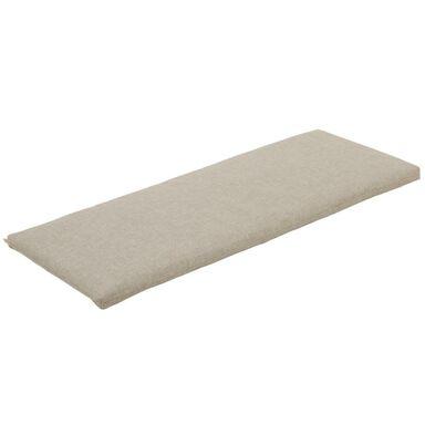 Poduszka na ławkę NEAPOLI 113 x 45 cm beżowa PATIO