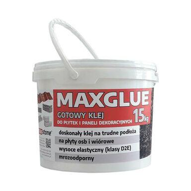 Gotowy klej do płytek i paneli dekoracyjnych MAXGLUE 15 kg