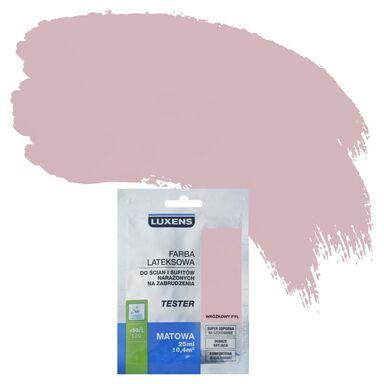 Tester farby DO ŚCIAN I SUFITÓW NARAŻONYCH NA ZABRUDZENIA 25 ml Wróżkowy pył LUXENS