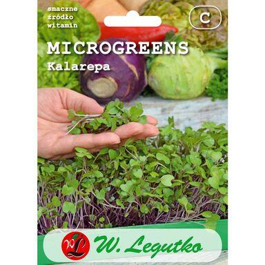 Kalarepa nasiona tradycyjne 4 g W. LEGUTKO