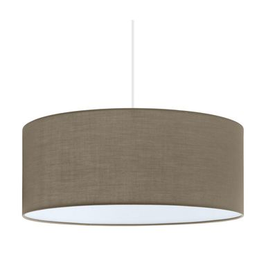 Lampa wisząca SITIA taupe E27 INSPIRE