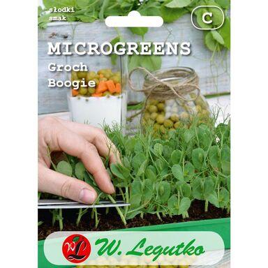 Nasiona warzyw BOOGIE Groch W. LEGUTKO