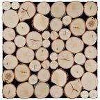 Panel ścienny drewniany FOREST 1 30 x 380 x 760 mm