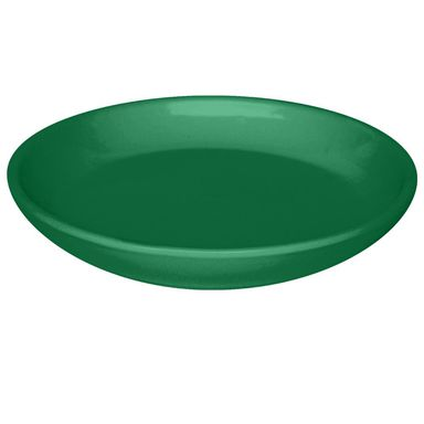 Podstawka ceramiczna 20 cm turkusowa  CERAMIK