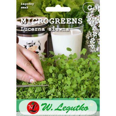 Lucerna microgreens W. LEGUTKO