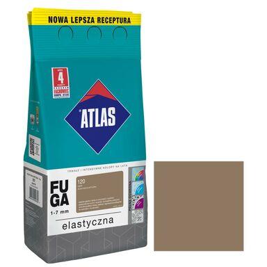 Fuga cementowa 120  toffi  5 kg ATLAS