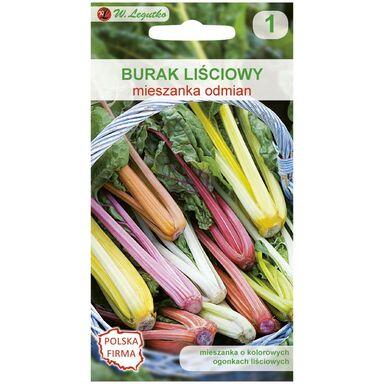 Burak liściowy (Boćwina) MIESZANKA ODMIAN nasiona tradycyjne 3 g W. LEGUTKO