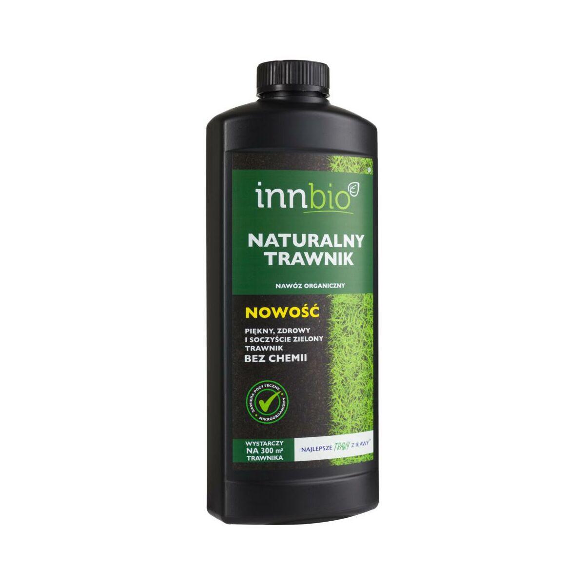 Nawóz organiczny NATURALNY TRAWNIK 1 l INNBIO