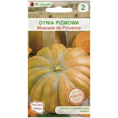 Nasiona warzyw MUSCADE DE PROVENCE Dynia piżmowa W. LEGUTKO
