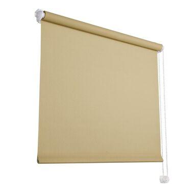 Roleta okienna ROCA 72.5 x 150 cm migdał