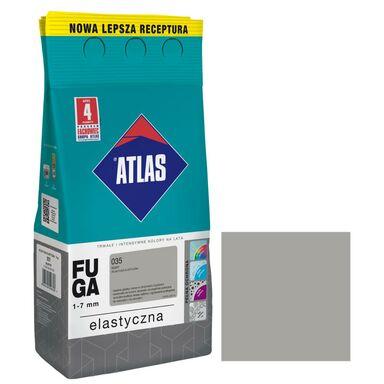 Fuga cementowa 035  szary  5 kg ATLAS