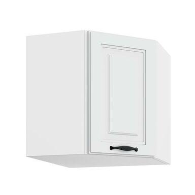 Szafka kuchenna wisząca Gaja New 60 cm kolor biały