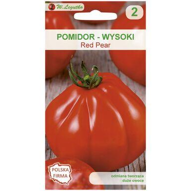 Pomidor gruntowy wysoki RED PEAR W. LEGUTKO