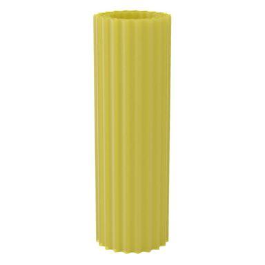 Poliester falisty w rolce Żółty 1 x 30 mb