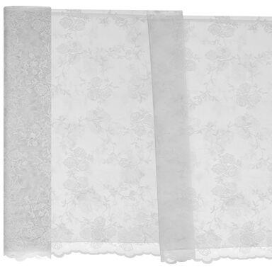 Firana na mb ANKA biała wys. 250 cm
