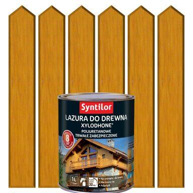 Lazura do drewna XYLODHONE HP 5 l  Dąb złocisty SYNTILOR