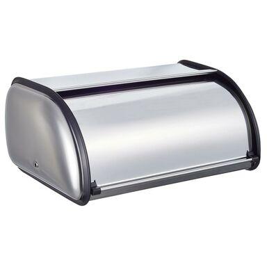Chlebak stalowy MAŁY MX0041 CHROM METLEX