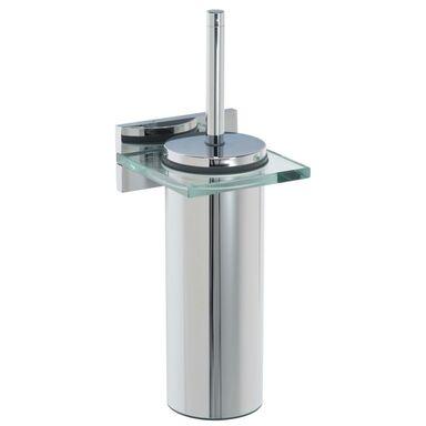 Podłogowy pojemnik na szczotkę do WC SAFIRA TIGER