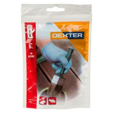 Rękawice ochronne C 11410714  r. 7  DEXTER