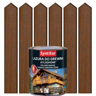Lazura do drewna XYLODHONE HP 5 lDąb rustykalny SYNTILOR