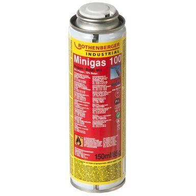 Pojemnik z gazem MINIGAS 100 35504 ROTHENBERGER INDUSTRIAL