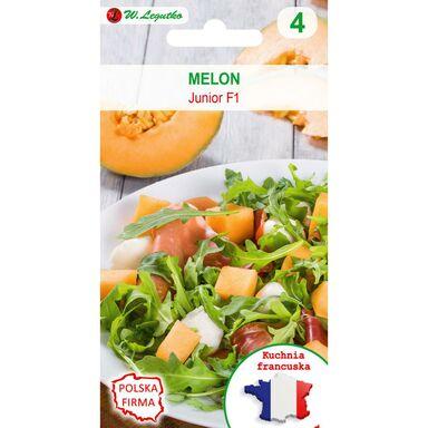 Melon JUNIOR nasiona tradycyjne 0.5 g W. LEGUTKO