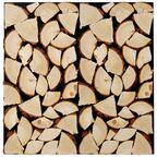 Panel ścienny drewniany Forest 2