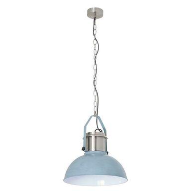 Lampa wisząca Ted niebieska E27 Inspire