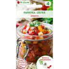 Papryka ostra JALAPENO nasiona tradycyjne 0.5 g W. LEGUTKO