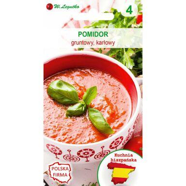 Nasiona warzyw Pomidor gruntowy karłowy W. LEGUTKO