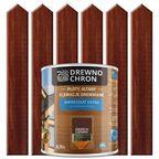 Impregnat do drewna EXTRA 0.75 l Orzech ciemny DREWNOCHRON