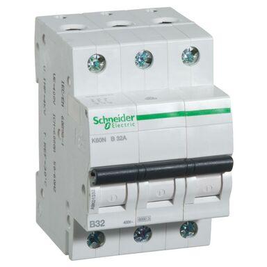 Wyłącznik K60N - B32 - 3 NADPRĄDOWY SCHNEIDER ELECTRIC