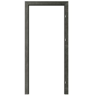 Ościeżnica regulowana 80 Prawa Beton ciemny 120 - 140 mm Porta