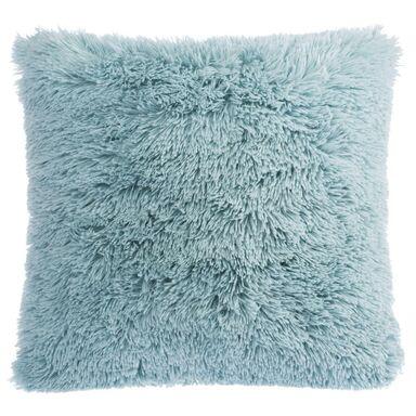 Poduszka Lama Niebieska 45 X 45 Cm Inspire