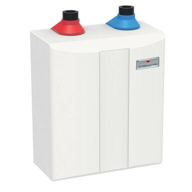 Elektryczny przepływowy ogrzewacz wody ELON PU 4.5kW THERMOVAL