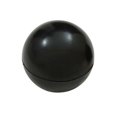 Odbój podłogowy do drzwi GDS8018 Czarny